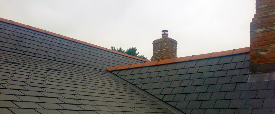 Roofing Work After Restoration