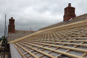 C&T Bain Roof Battens